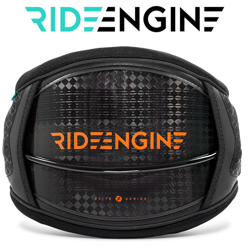 Кайт Трапеция RideEngine 2017 Carbon Elite Harness + слайдер