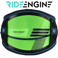 Кайт Трапеция RideEngine 2018 Hex Core Iguana Green Harness