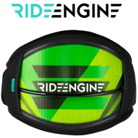 Кайт Трапеция RideEngine 2016 Hex-Core Green Harness + слайдер