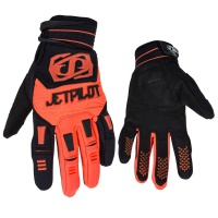 Гидроперчатки Jetpilot Matrix Race Glove Full Finger Black/Red S18